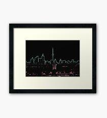 Toronto from Sheppard & Don Mills Framed Print