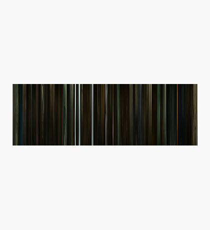 Moviebarcode: Harry Potter and the Half-Blood Prince (2009) Photographic Print