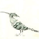 Her bird 2. by MrLone
