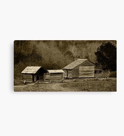 The Old Homestead II Canvas Print