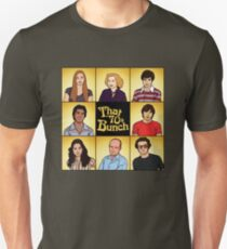 That '70s Bunch (That '70s Show) Unisex T-Shirt