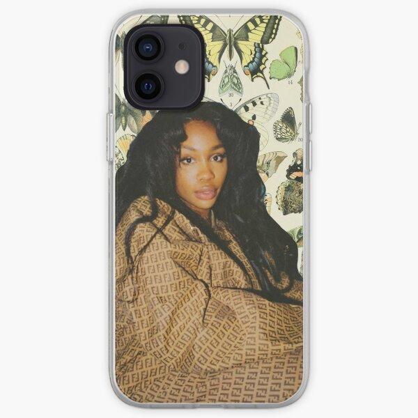 my girl sza iPhone Soft Case