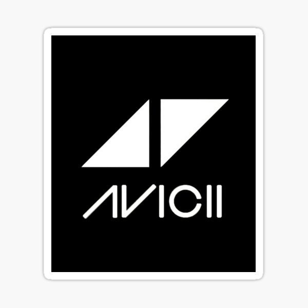 Avicii Sticker
