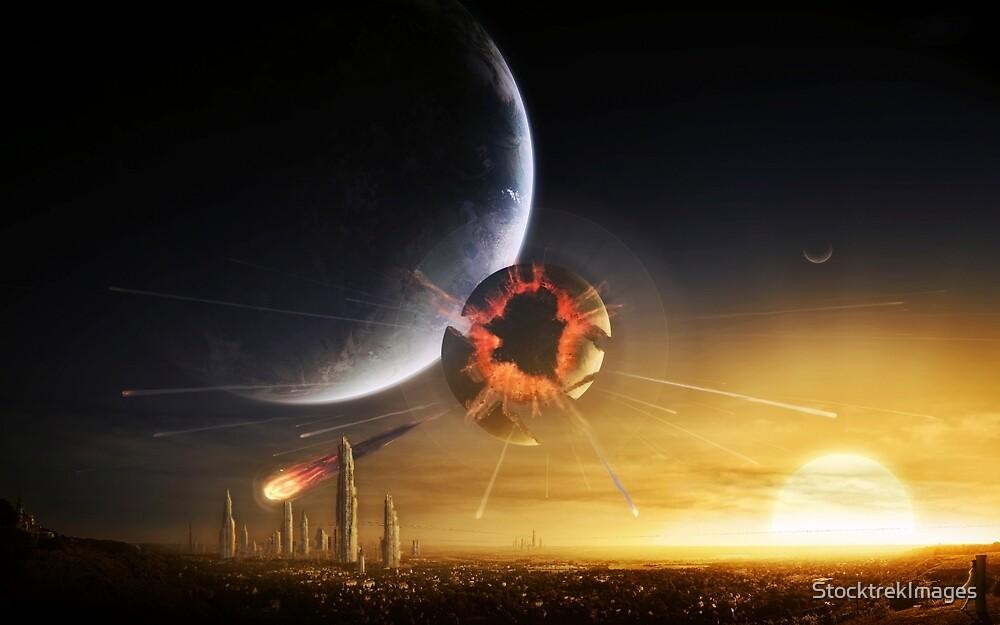 Apocalypse by StocktrekImages