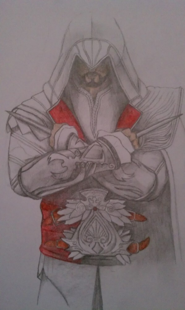 Ezio by Cyron Quinones