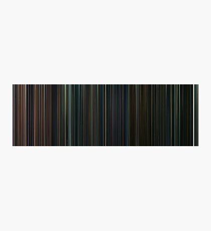 Moviebarcode: Harry Potter: Complete Series (2001-2011) Photographic Print