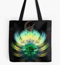 new moon anointing Tote Bag