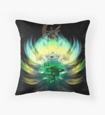new moon anointing Throw Pillow