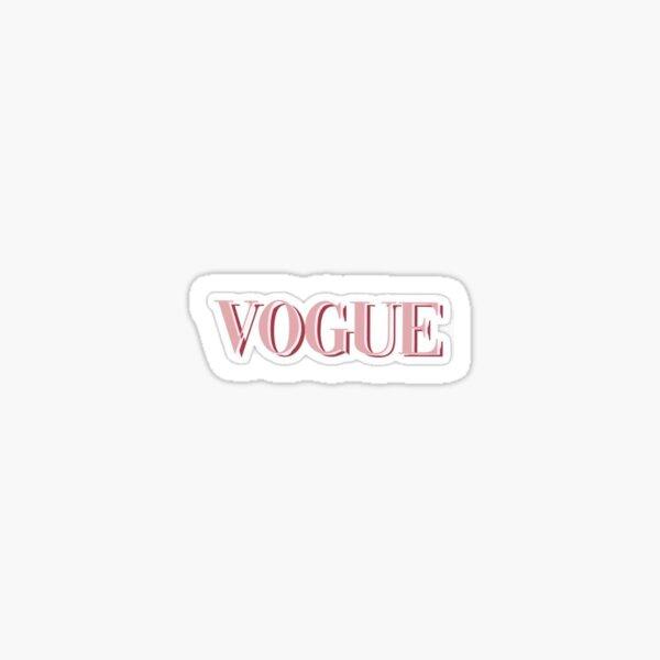 Pegatina Vogue Pegatina