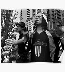 Occupy Melbourne 3 Poster