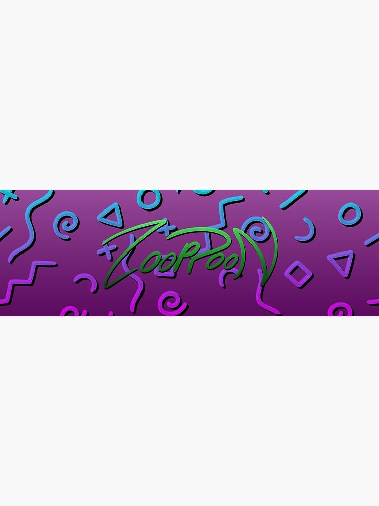 Zooptoon Logo by ZoopShop