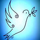 Shiloh Moore's 'Blue Dove' by Art 4 ME