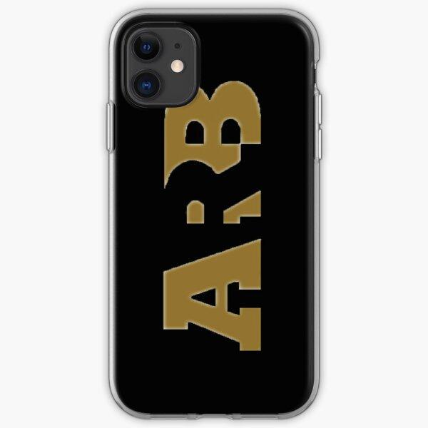 ARB logo (Black) iPhone Soft Case