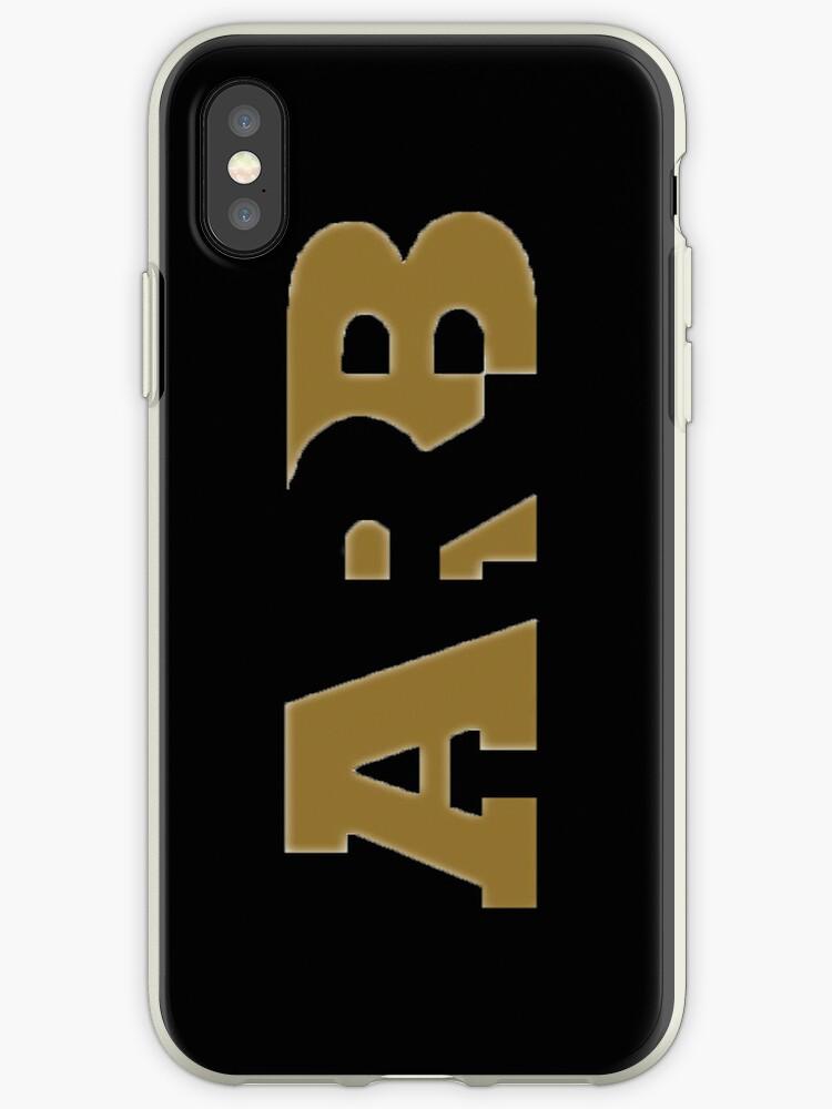 ARB logo (Black) by Bri Summers