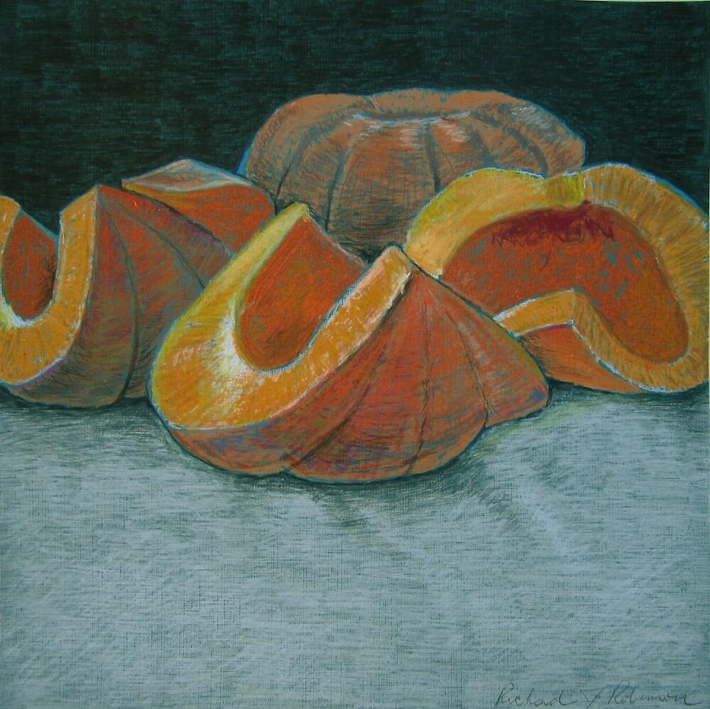"""""""Autumn squash"""" by Richard Robinson"""