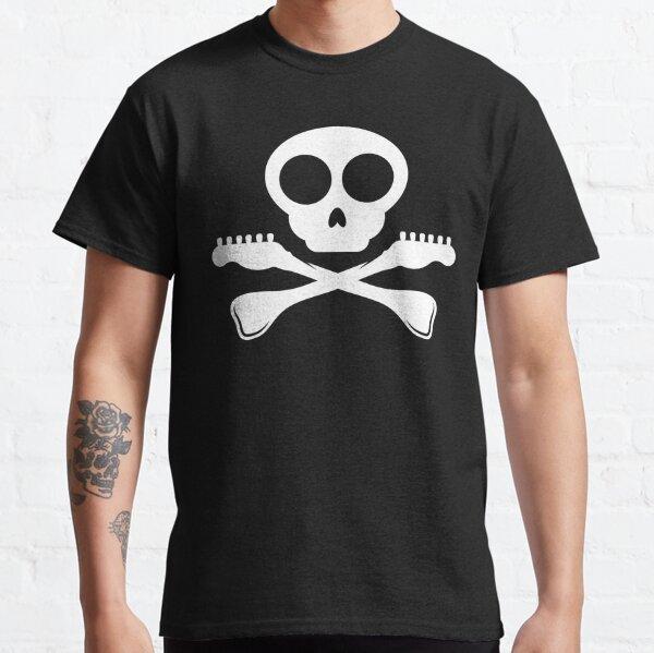 Classic Skull Crossbones Classic T-Shirt