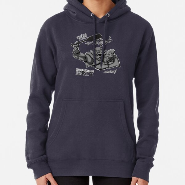 We're Here to Oar You! Pullover Hoodie