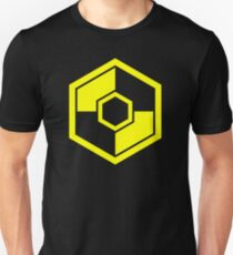 RebelTaxi Yellow 3 T-Shirt