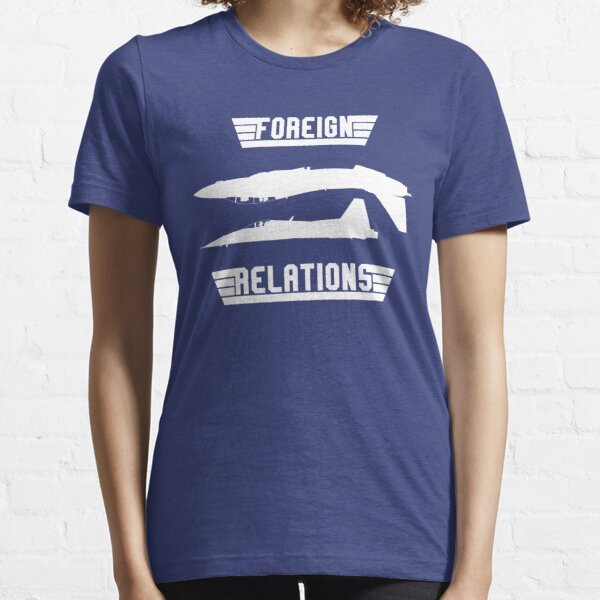 Foreign Relations Essential T-Shirt