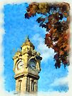 Exeter Clock Tower by David Carton