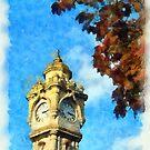 Exeter Clock Tower by David Carton