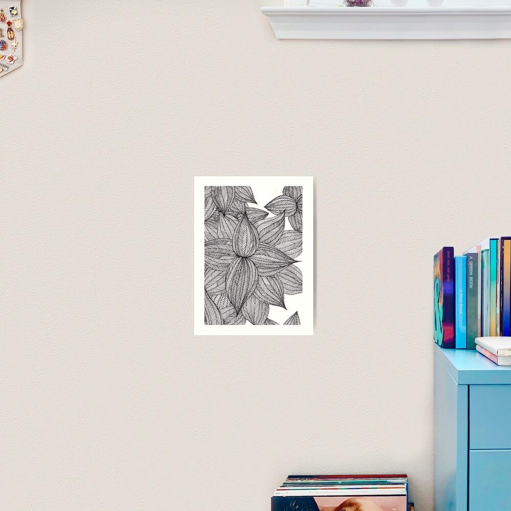 Botanical Wonders Art Print