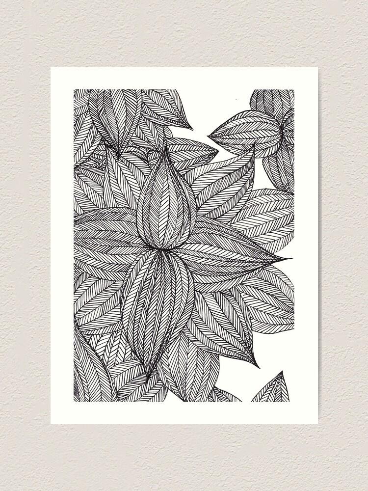 Alternate view of Botanical Wonders Art Print