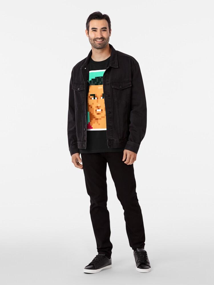 Alternate view of His seven Premium T-Shirt