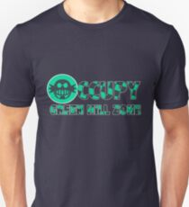 Occupy Green Hill Zone T-Shirt