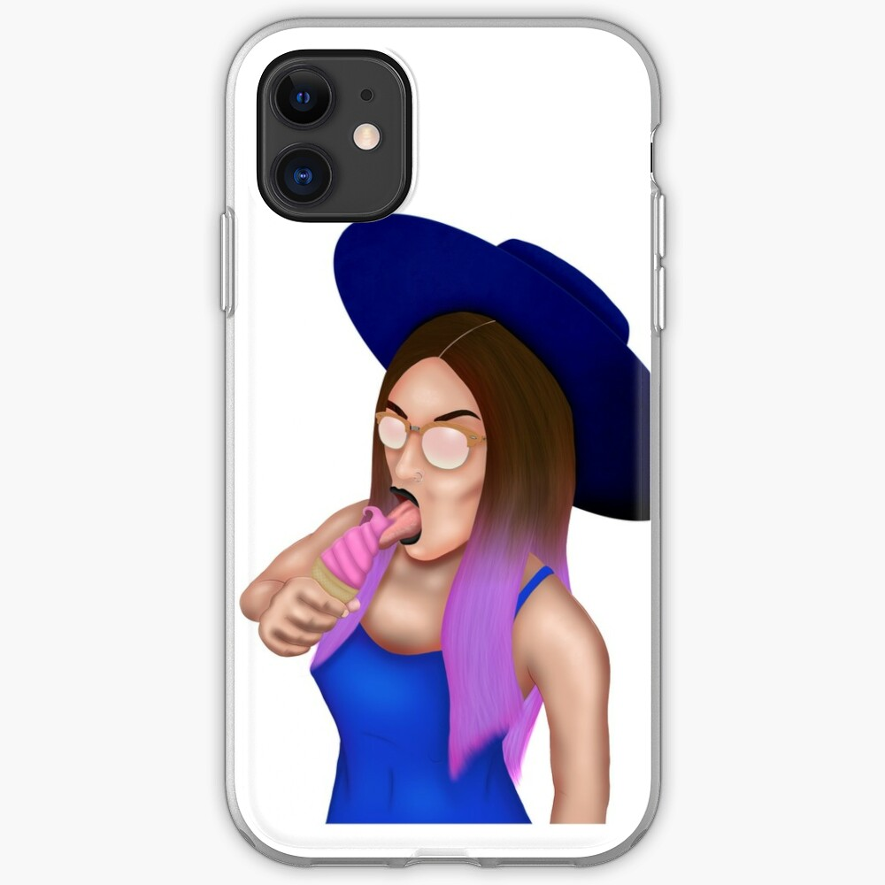 Witch Craft Cali Girl iPhone Case & Cover