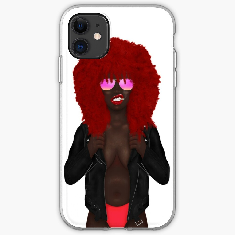 Wild Child Cali Girl iPhone Case & Cover