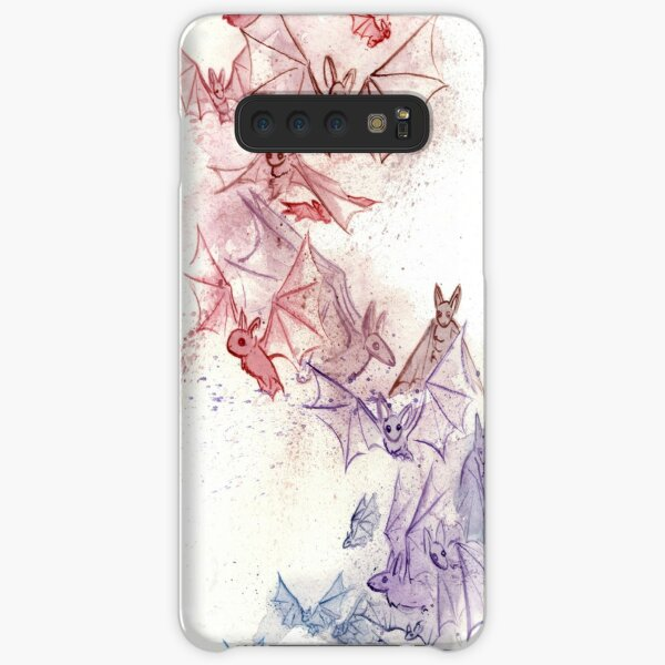 Flight of Bats Samsung Galaxy Snap Case