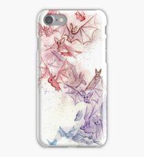 Flight of Bats iPhone Case/Skin