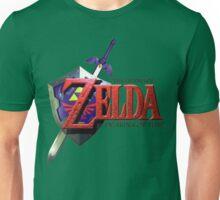 Legend Of Zelda Ocarina Of Time Unisex T-Shirt