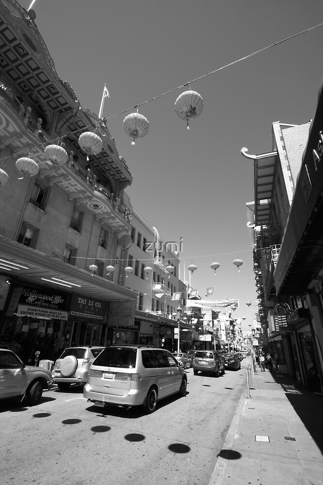 Streets of San Francisco III by zumi