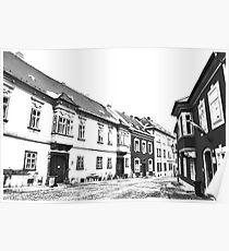 Öreg város Poster
