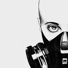 Gas Mask 2 by princessvenom