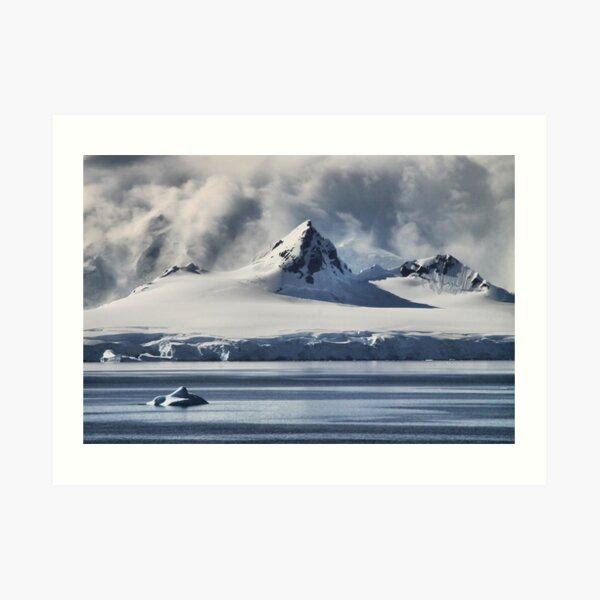 Pristine Antarctica Art Print