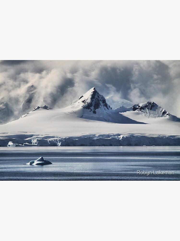 Pristine Antarctica by Rivergirl