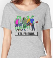 Eel Friends 3 Women's Relaxed Fit T-Shirt