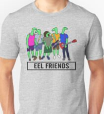 Eel Friends 3 Unisex T-Shirt