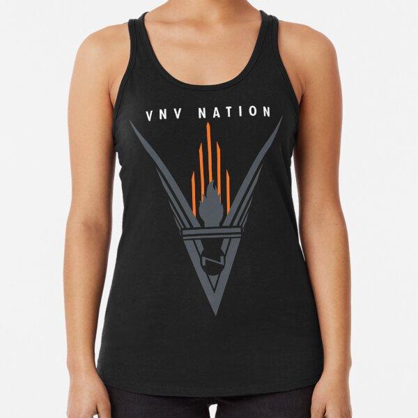 VNV Nation 2 Racerback Tank Top