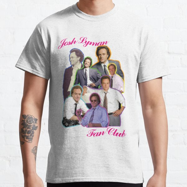 West Wing Josh Lyman Classic T-Shirt