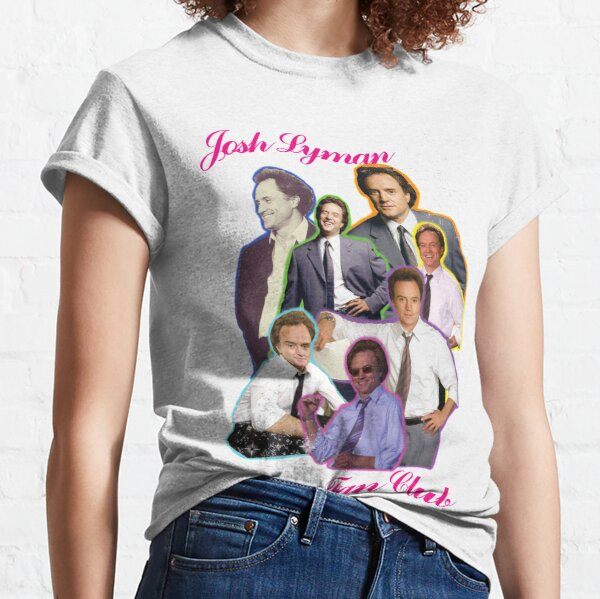 West Wing Josh Lyman Classic T-Shirt