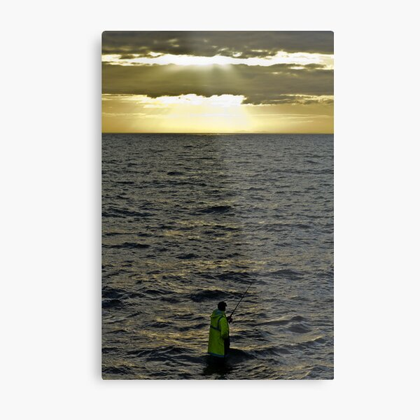 To feed the multitude Metal Print