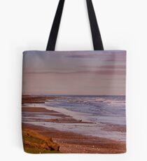 Redcar Beach Tote Bag