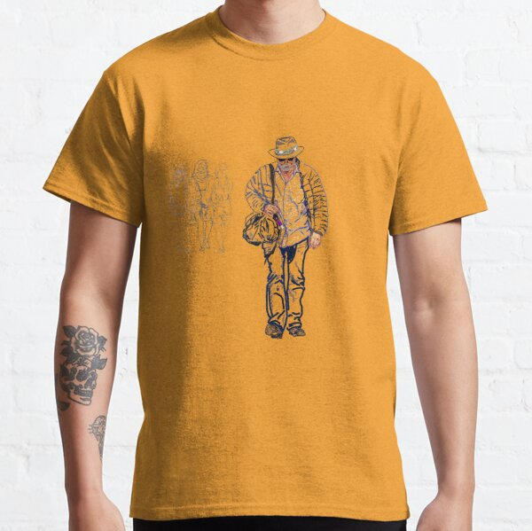 Walking with solitude Classic T-Shirt