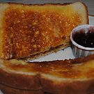 Toast, Butter and Jelly by Jonice