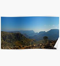 the Blyde River Canyon Poster