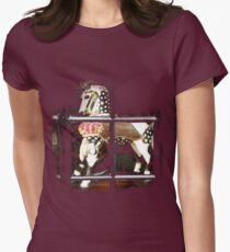 Gift Horse TEE/STICKER/BABYGROW Womens Fitted T-Shirt